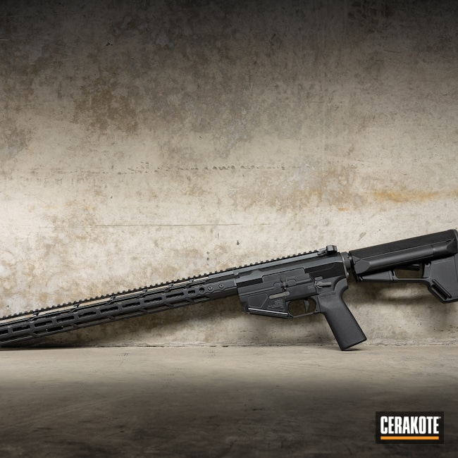 Cerakoted: S.H.O.T,Radian Weapons,GeisseleAutomatics,BLACKOUT E-100,MagPul,SLR,Tactical Rifle,.223,vseven,AR Build,BSF Barrels,B5 Systems,Maccabee Defense,AR-15