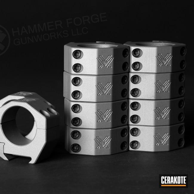 Cerakoted: S.H.O.T,Vortex,Cerakote Elite Series,Scope Mount,Concrete E-160,Elite Titanium,Scope Rings