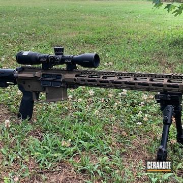 Cerakoted Aero Precision Rifle In H-148