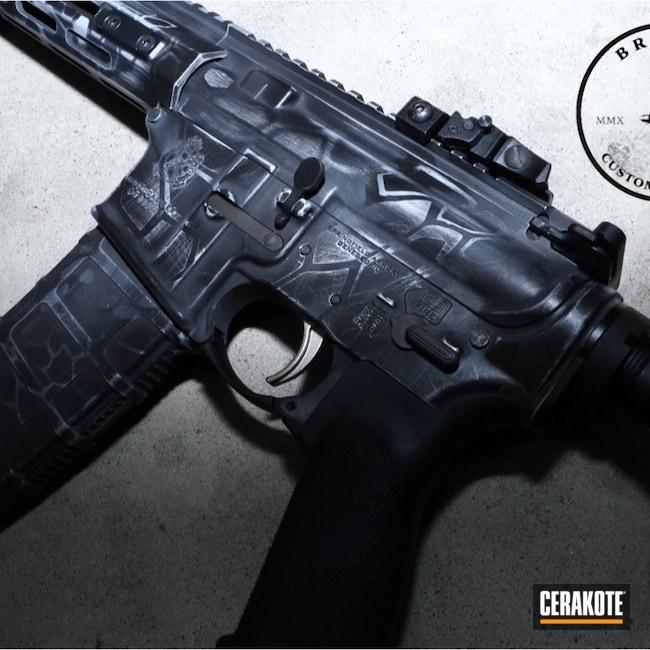 Cerakoted: S.H.O.T,Saint,Kryptek,Graphite Black H-146,Springfield Armory Saint,GLOCK® GREY H-184,BATTLESHIP GREY H-213,Tactical Rifle,.223,Springfield Armory