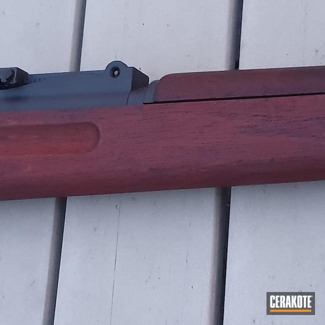 Cerakoted: S.H.O.T,Bolt Action Rifle,Graphite Black H-146,Karabiner 98k,6.5 Grendel
