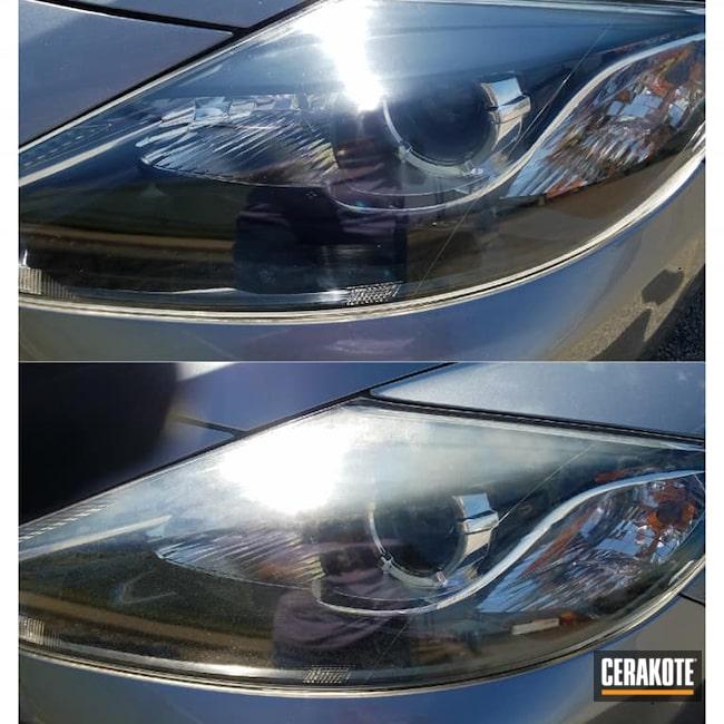Cerakoted: More Than Guns,Automotive,Headlight Restoration,CERAKOTE HEADLIGHT KIT AH-CHLKIT00