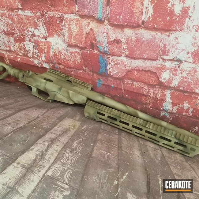 Cerakoted: S.H.O.T,Rifle,MAGPUL® FLAT DARK EARTH H-267,Scopes,Graphite Black H-146,Desert Sand H-199,Gun Parts,Bipod,O.D. Green H-236,Viper,Tikka,Custom Camo