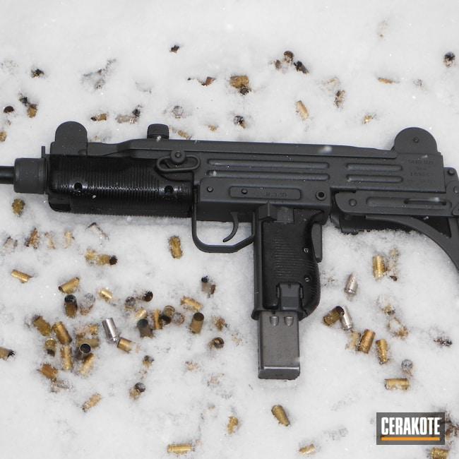 Cerakoted: S.H.O.T,9mm,Uzi,Cobalt H-112,SMG