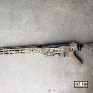 Cerakoted Multicam Ruger Pc Carbine