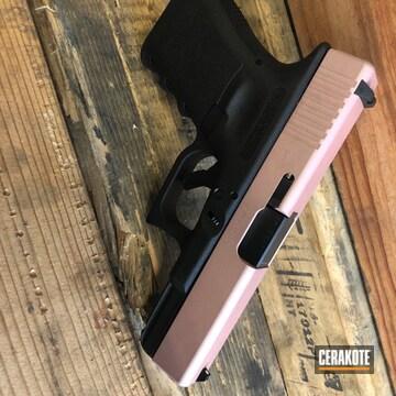 Cerakoted Glock Slide In H-327