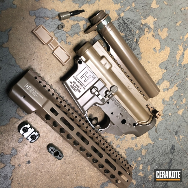 Cerakoted: S.H.O.T,Custom Mix,Hodge Defense,Jungle E-140,Sand E-150,20150 E-190,BLACKOUT E-100,M17 COYOTE TAN E-170,Two Tone,Hodgeflauge,Upper / Lower / Handguard,Upper / Lower,HDSI,Earth E-130