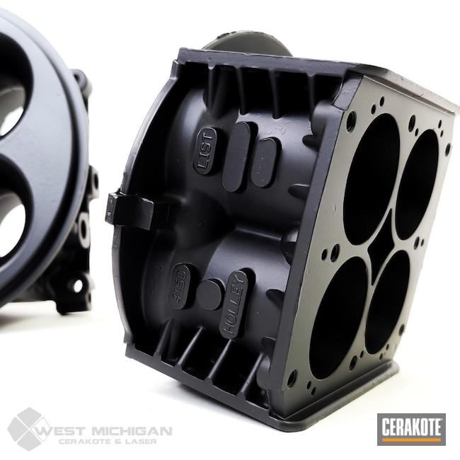 Cerakoted: Pro Systems,Armor Black C-192,Carburetor,More Than Guns,Automotive,Auto,Pro Systems Carb