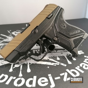 Cerakoted Ruger Lcp Ii .380 In H-148