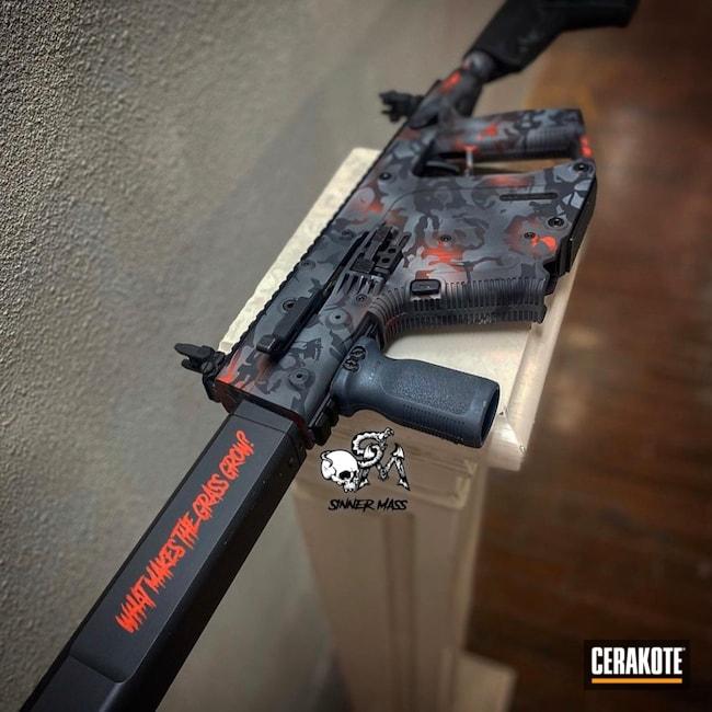 Cerakoted: S.H.O.T,Custom Mix,Skull,MAGPUL® STEALTH GREY H-188,Steel Grey H-139,Tactical,Long Gun,USMC Red H-167,Tactical Rifle,Smoke E-120,10,Suppressor,Urban Camo,Custom Camo,10mm,kriss,Graphite Black H-146,Skull Camo,Ghost Skull,Kriss USA,Ghost Camo,Custom Cerakote,Vector