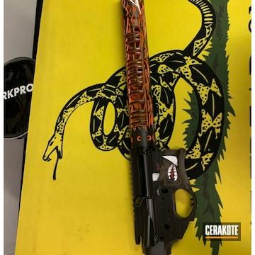 Custom Warthog Themed Ar