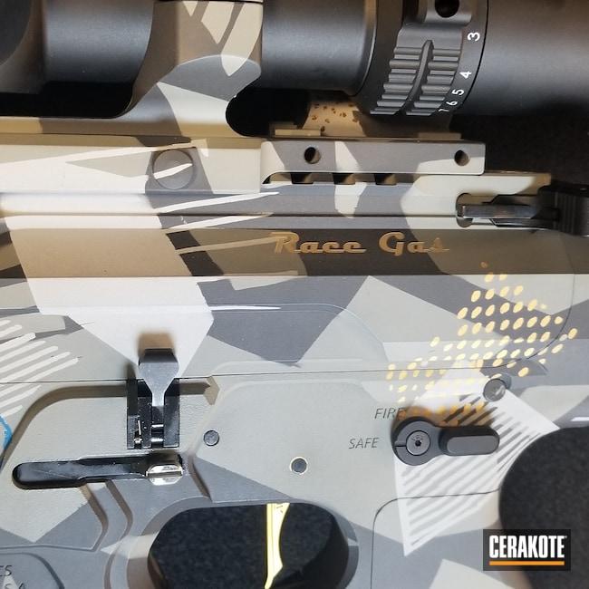 Cerakoted: S.H.O.T,Sniper Grey H-234,MAGPUL® STEALTH GREY H-188,Camo,BATTLESHIP GREY H-213,.223 Wylde,Gold H-122,Sky Blue H-169,AR-15