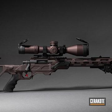 Remington 700 Coated Using Vortex® Bronze