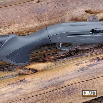 Beretta A400 Coated Using Smoke E-120