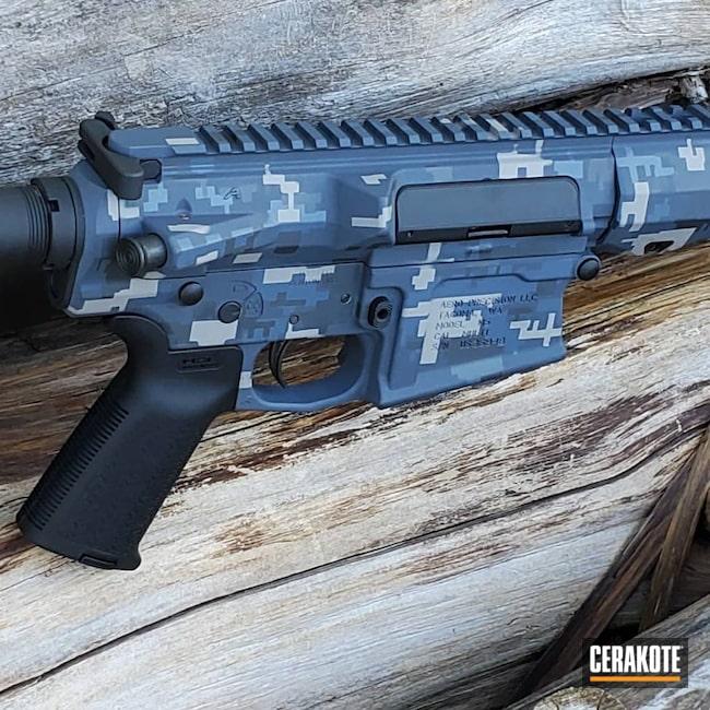 Cerakoted: S.H.O.T,Rifle,6.5 Creedmoor,m5,Rifles,Steel Grey H-139,Aero,Tactical Rifle,MULTICAM® DARK GREY H-345,Aero Precision,Sniper Grey H-234,Graphite Black H-146,GLOCK® GREY H-184