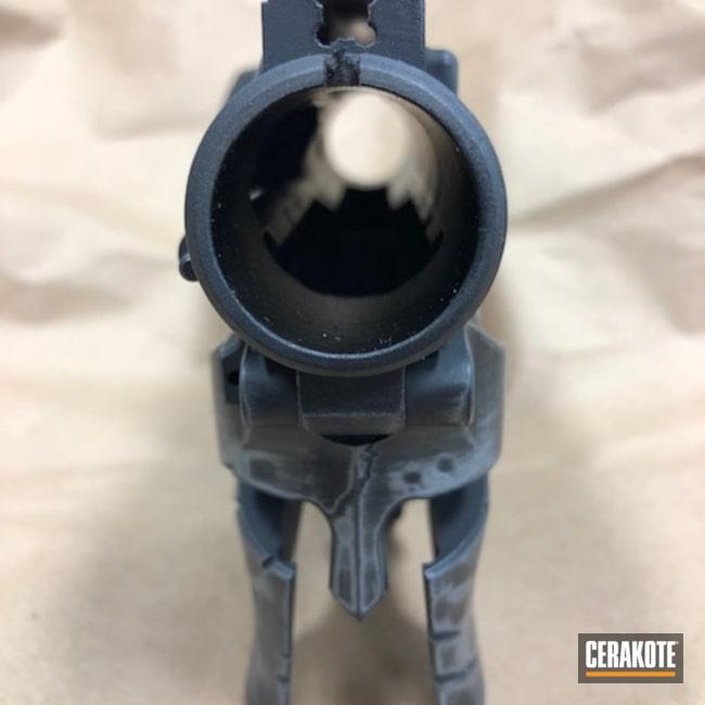 Cerakoted: S.H.O.T,Custom,Graphite Black H-146,Rainier Arms,AR15 Lower