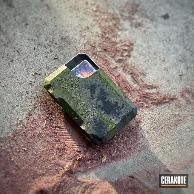 Cerakoted: MULTICAM® BRIGHT GREEN H-343,Sniper Grey H-234,Accessories,Graphite Black H-146,Wallet
