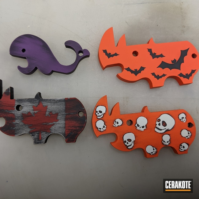 Cerakoted: FIREHOUSE RED H-216,Bottle Opener,Graphite Black H-146,Custom Bottle Opener,Everyday Carry,Crimson H-221,Halloween,EDC Bottle peners,Hunter Orange H-128,EDC