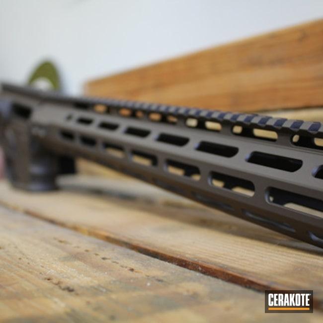 Cerakoted: S.H.O.T,Nemo Arms,VORTEX® BRONZE H-293,AR Project,AR-15