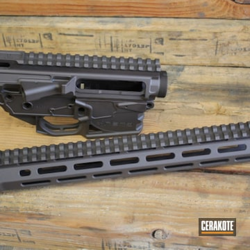 Nemo Arms Builders Set Cerakoted Using Vortex® Bronze