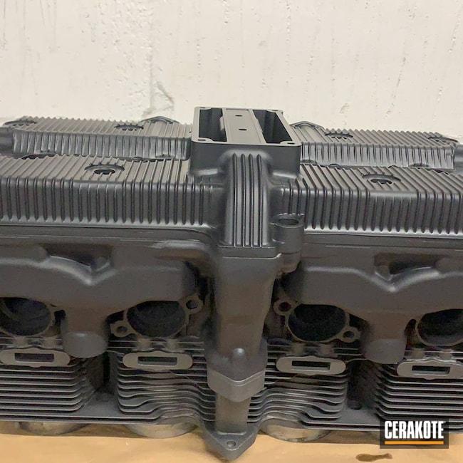 Cerakoted: Graphite Black C-102,Automotive,CERAKOTE GLACIER BLACK C-7600