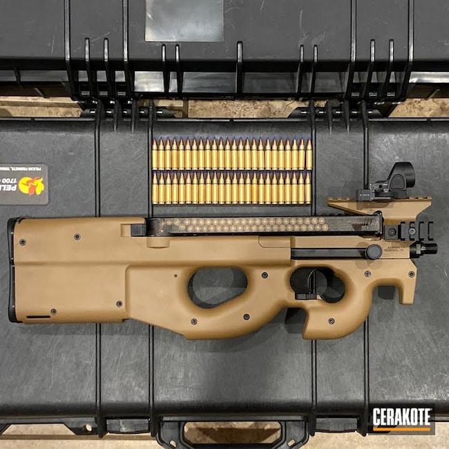 Cerakoted: S.H.O.T,MAGPUL® FDE C-267,P90,FN P90,5.7