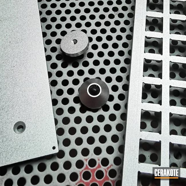 Cerakoted: Stormtrooper White H-297,Keyboard,Custom Toetsen Board,Custom Keyboard