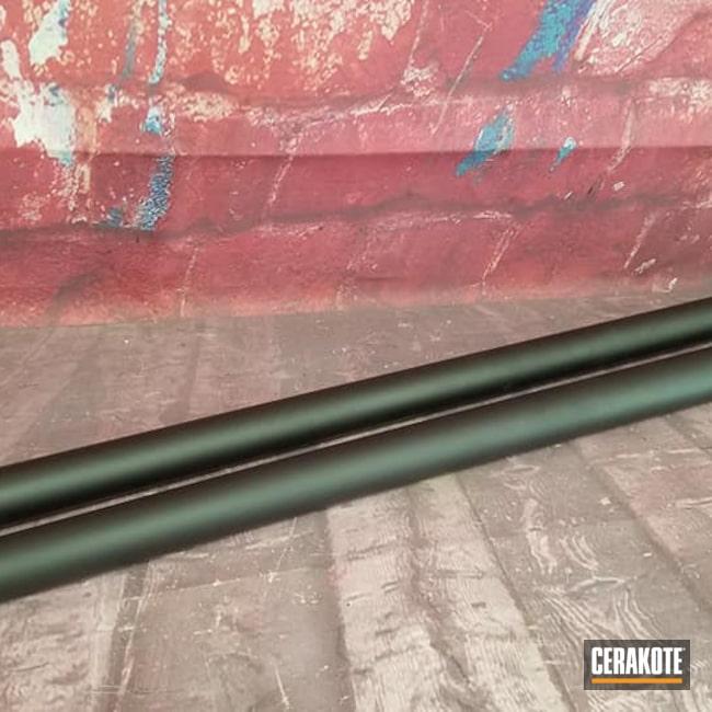 Cerakoted: S.H.O.T,Graphite Black H-146,Barrel,Gun Parts,Rifle Barrel