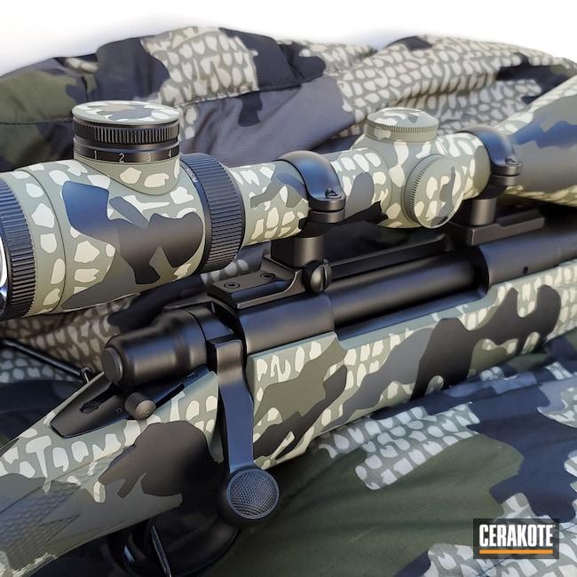 Cerakoted: S.H.O.T,Bolt Action Rifle,Desert Sage H-247,Kuiu Camo,Kuiu Verde,SIG™ DARK GREY H-210,Kuiu Verde 2.0,Sniper Green H-229,Graphite Black H-146,Forest Green H-248,Leupold,Remington 700,.270