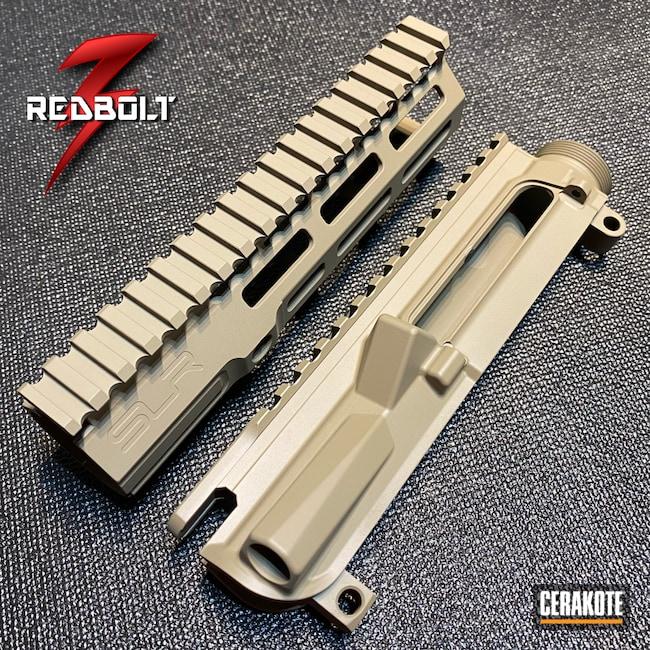Cerakoted: S.H.O.T,Aero Precision,Receiver,MAGPUL® FLAT DARK EARTH H-267,Lower,SLR,Rail,SLR Rifleworks,Aero,AR-15