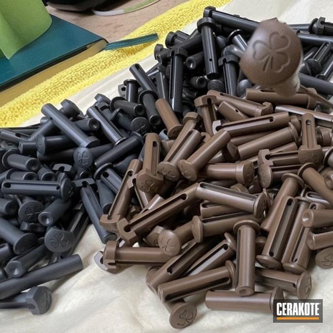Hodge Defense Takedown Pins Cerakoted Using Concrete Nd 20150