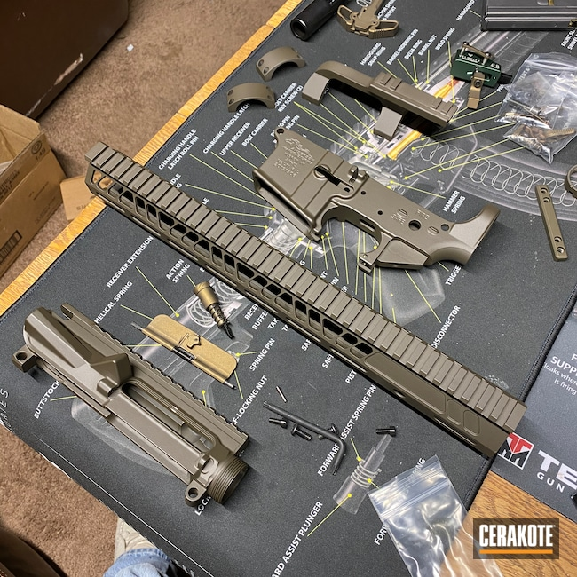 Cerakoted: S.H.O.T,Mixology,Lower,MagPul,Tungsten H-237,Magpul OD Green,MAGPUL® O.D. GREEN H-232,Midnight Bronze H-294,AR Build,Receiver Set,Velocity Triggers,Aero Precision,Custom,VORTEX® BRONZE H-293,Burnt Bronze,AR-15