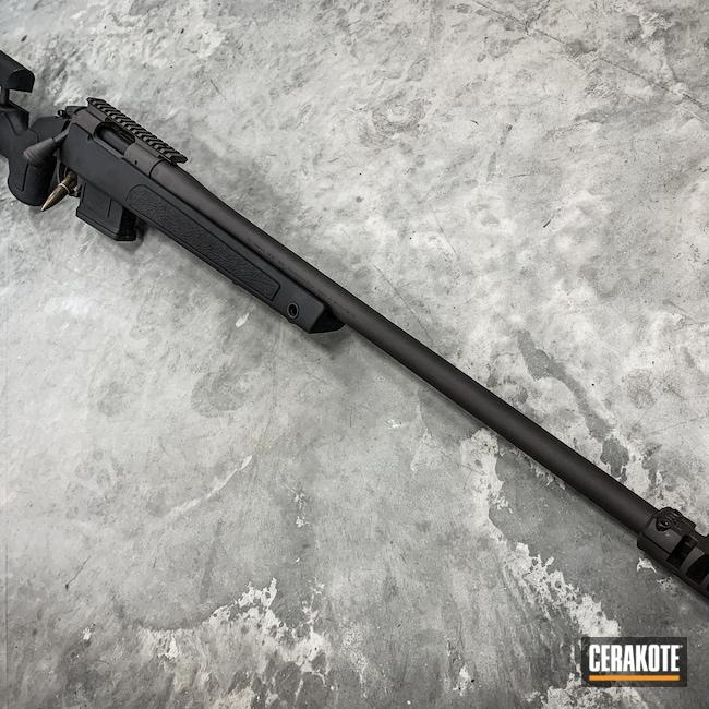 Cerakoted: S.H.O.T,Bolt Action Rifle,6.5 Creedmoor,VORTEX® BRONZE H-293,Armor Black H-190,Bergara,6.5