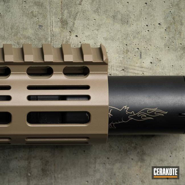 Cerakoted: S.H.O.T,Vortex,Renegade,MAGPUL® FLAT DARK EARTH H-267,MagPul,Maple Ridge Armouries,Noveske,Straight Pull,CMC Trigger,Battle Arms