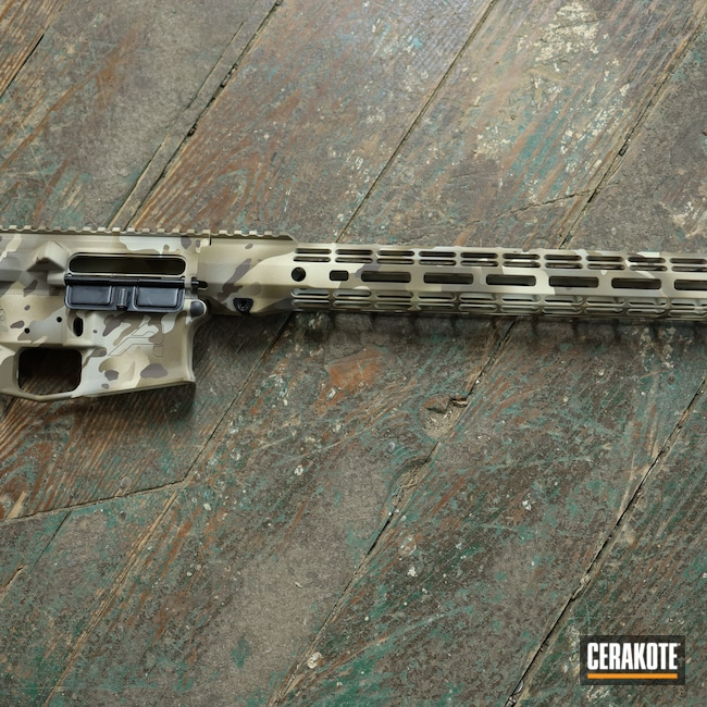 Cerakoted: S.H.O.T,Aero Precision,Builderset,Multi cal,MAGPUL® FLAT DARK EARTH H-267,m4e1,Chassis,Patriot Brown H-226,BENELLI® SAND H-143,Chocolate Brown H-258,AR-15