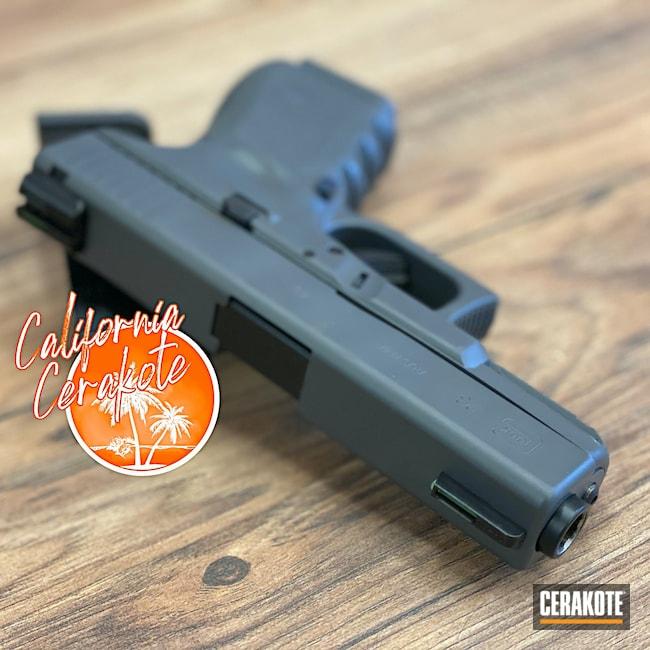 Cerakoted: S.H.O.T,Sniper Grey H-234,Christopher Miller,california cerakote