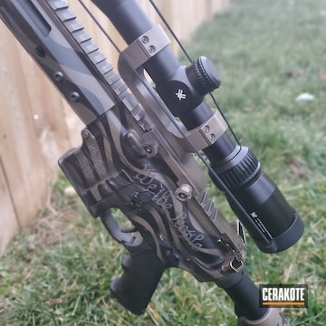 We The People Themed Ar Cerakoted Using Fde