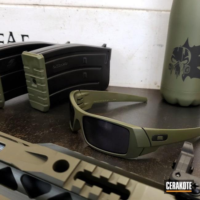 Cerakoted: S.H.O.T,mk12,Shotgun,Shotguns,Mil Spec O.D. Green H-240,Derya,Semi-Auto