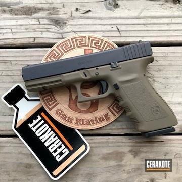 Glock 19 Cerakoted Using Glock® Fde
