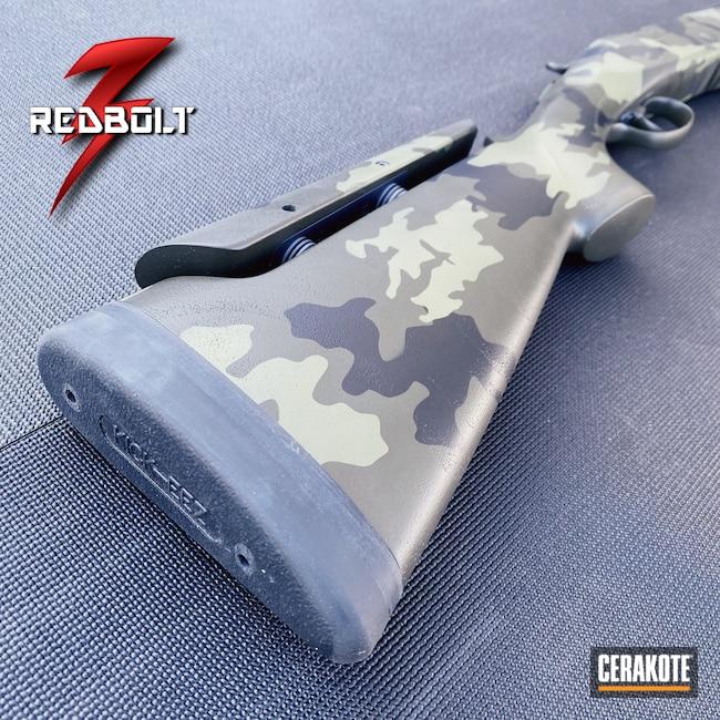 Cerakoted: S.H.O.T,Armor Black H-190,12 Gauge,Overunder,Noveske Bazooka Green H-189,MAGPUL® O.D. GREEN H-232,Wood,12g,MultiCam,Shotgun,MATTE CERAMIC CLEAR MC-161,BARRETT® BROWN H-269,Beretta