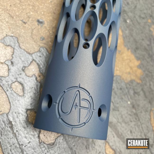 Cerakoted: S.H.O.T,Unique AR Custom Handguard,NORTHERN LIGHTS H-315,Unique-Ars