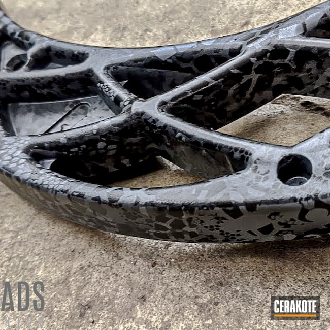 Cerakoted: S.H.O.T,MATTE CERAMIC CLEAR MC-161,Clear Coat,Bow,Crossbow