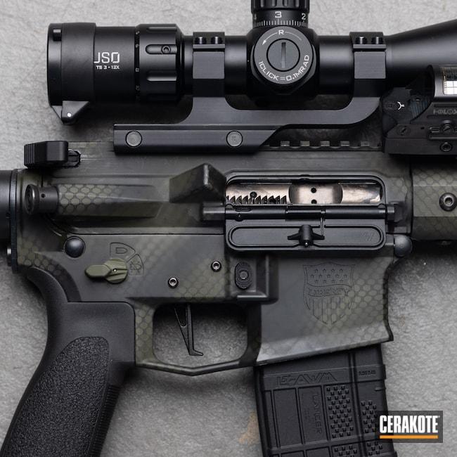 Cerakoted: S.H.O.T,Aero Precision,AR Pistol,m4e1,Mil Spec O.D. Green H-240,black flag armory,Armor Black H-190,Southern Oregon,MAGPUL® O.D. GREEN H-232,.223 Wylde,5.56,Medford