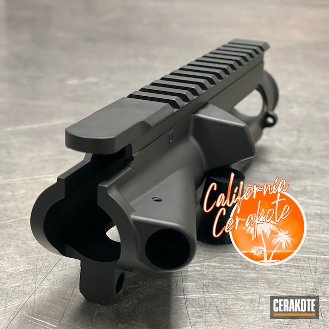 Cerakoted: S.H.O.T,Graphite Black H-146,Black,Christopher Miller,california cerakote