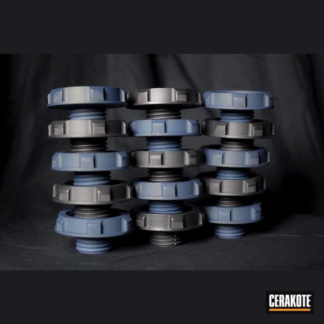Cerakoted: NORTHERN LIGHTS H-315,Cap,Tungsten H-237,Automotive,Oil,Datsun