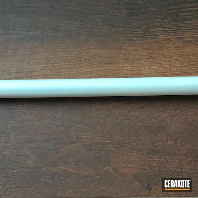 Cerakoted: S.H.O.T,Extended Mag Tube,Snow White H-136
