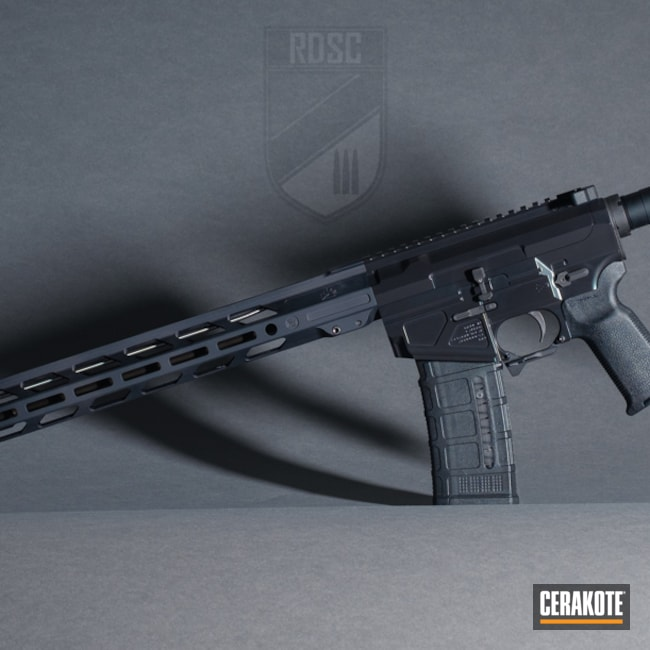 Cerakoted: S.H.O.T,Radian Weapons,BLACKOUT E-100,MagPul,SLR,Maple Ridge Armouries,VG6,Strike Industries,Maccabee Defense,AR-15