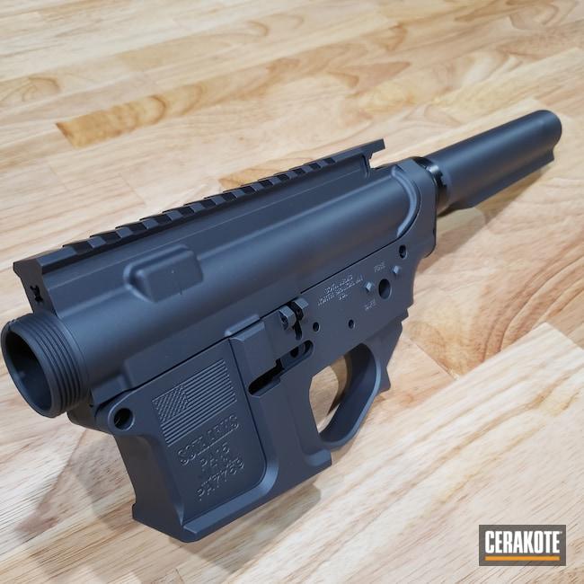 Cerakoted: S.H.O.T,Sniper Grey H-234,.223,AR-15