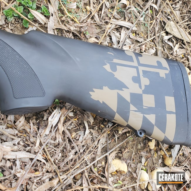 Cerakoted: S.H.O.T,10/22,Shotgun,Graphite Black H-146,Armor Black H-190,12 Gauge,Beretta,A300,GLOCK® FDE H-261