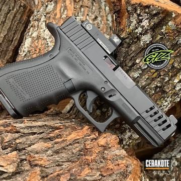 Cerakoted Glock 19 In H-146